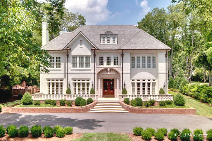 Don duffy architecture portfolio home design north for Carolina home designs