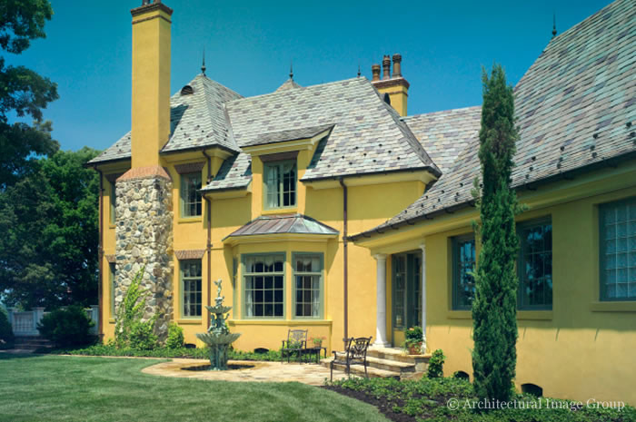 Don duffy architecture portfolio european home design for European style home builders
