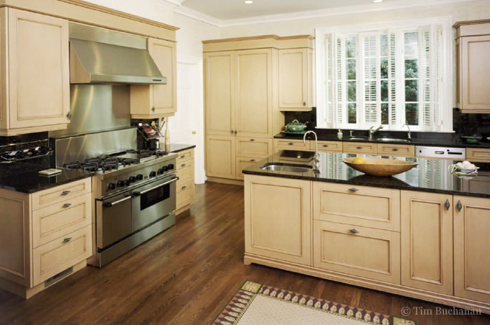Don duffy architecture portfolio not to look new for Southern kitchen design